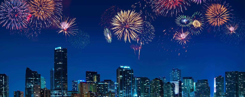 挑戰24小時跨年2次 異國歡慶迎新年
