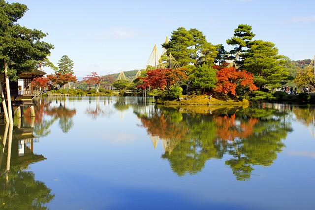 日本紅葉秋季旅行