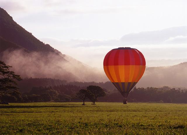 熱氣球觀光