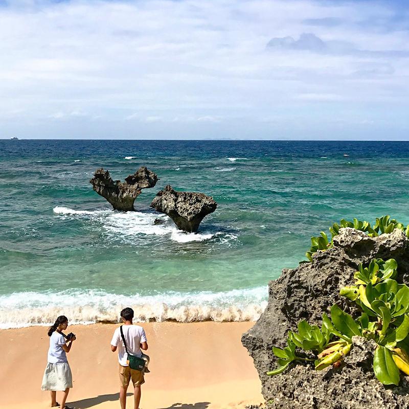 沖繩名護一天遊行程推薦古宇利大橋