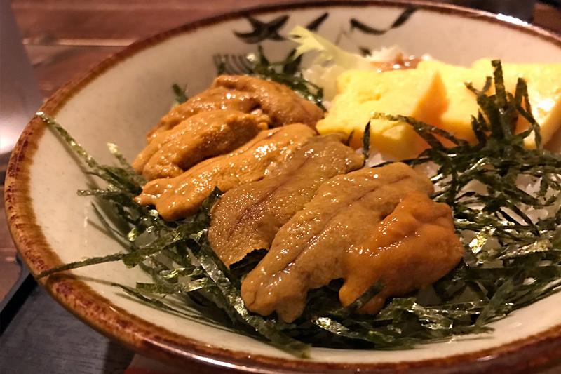 沖繩名護一天遊行程推薦古宇利島海膽丼