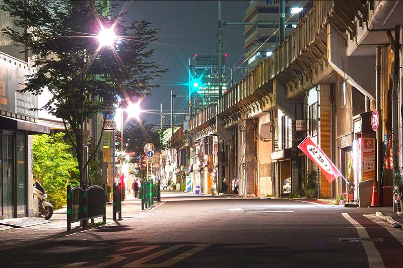 東京淺草橋皮革街