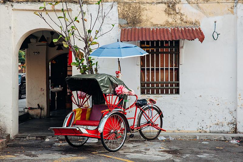 【馬來西亞自助旅行】週末快閃檳城行程