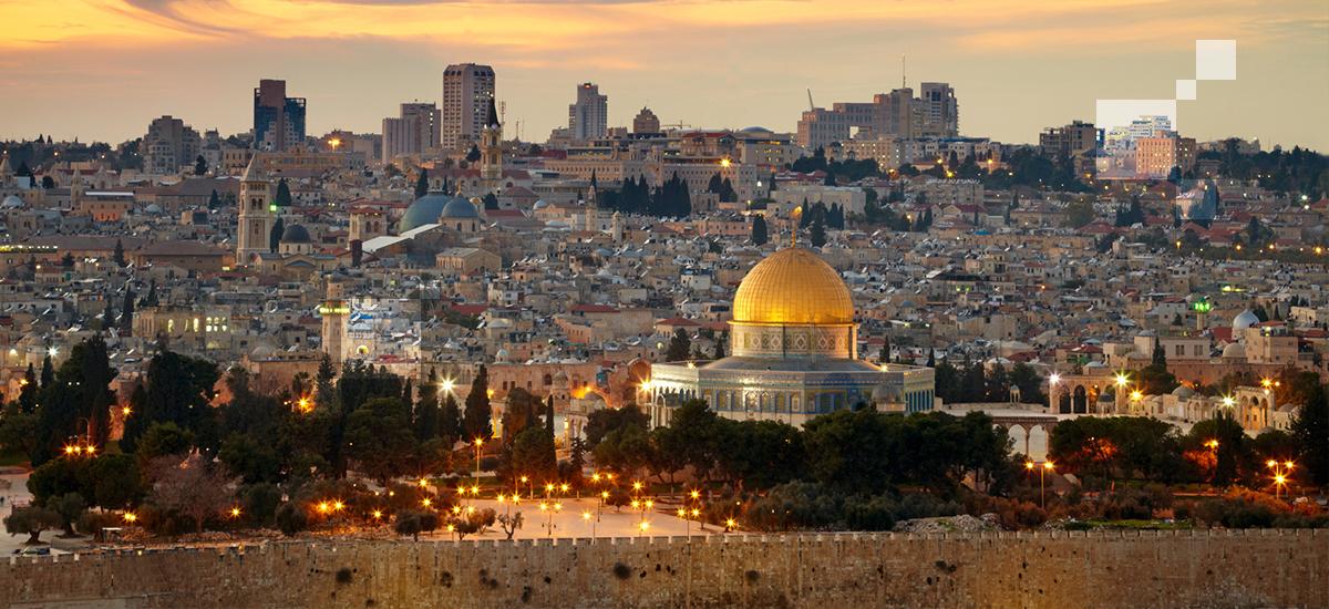 特拉維夫、耶路撒冷、死海、伯利恆