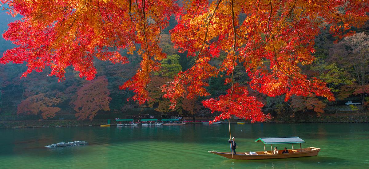 【預備秋季旅行】旅遊淡季正是出遊的最佳日子!精選五大下半年必遊城市