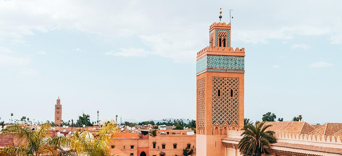 摩洛哥古城旅遊攻略