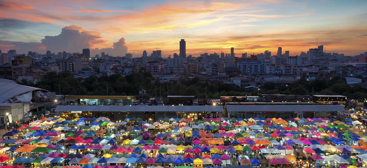 【泰國自助旅行】曼谷購物終極指南,七大超好逛的購物中心