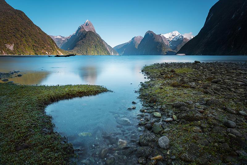 紐西蘭米佛峽灣