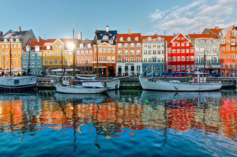 丹麥哥本哈根新港口