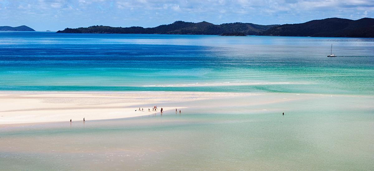 全球最美沙灘