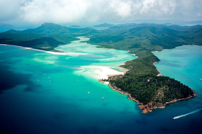 澳洲聖靈群島