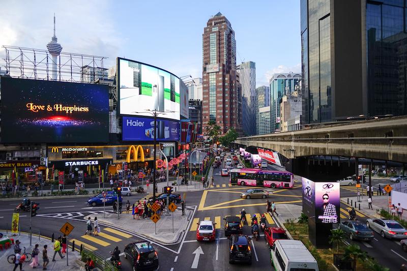 吉隆坡購物