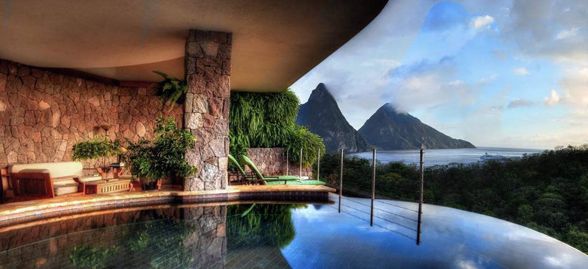 【全球精選七大Infinity Pool】建在世界絕佳奢華風景旁的Infinity pool酒店!