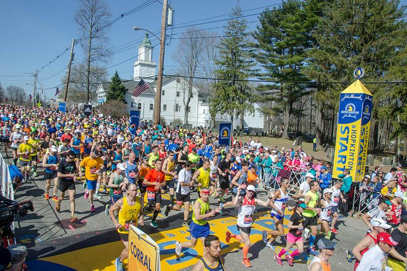 波士頓馬拉松