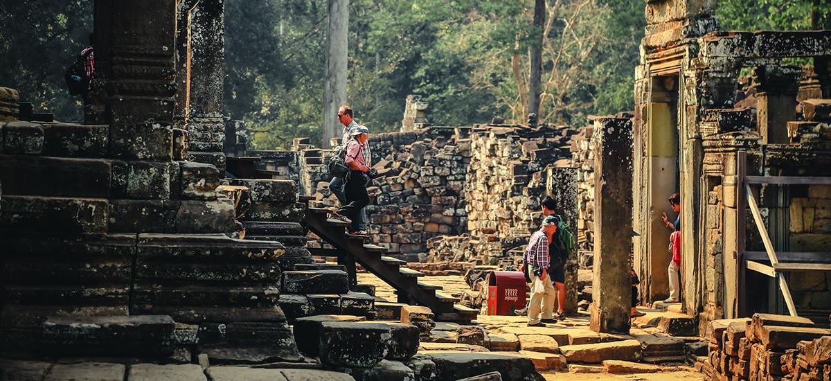 【柬埔寨暹粒】避開人潮,獨享吳哥窟的三種玩法!
