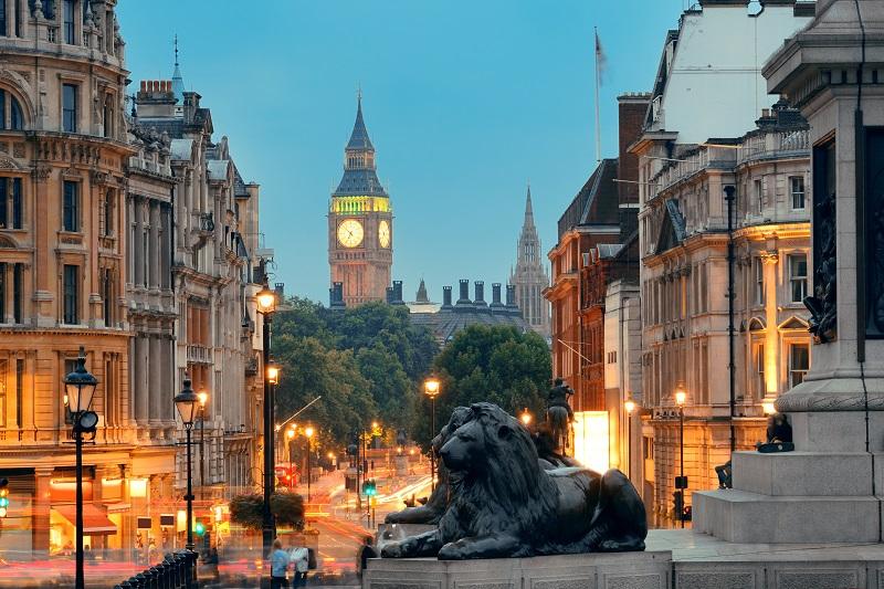 倫敦學外語