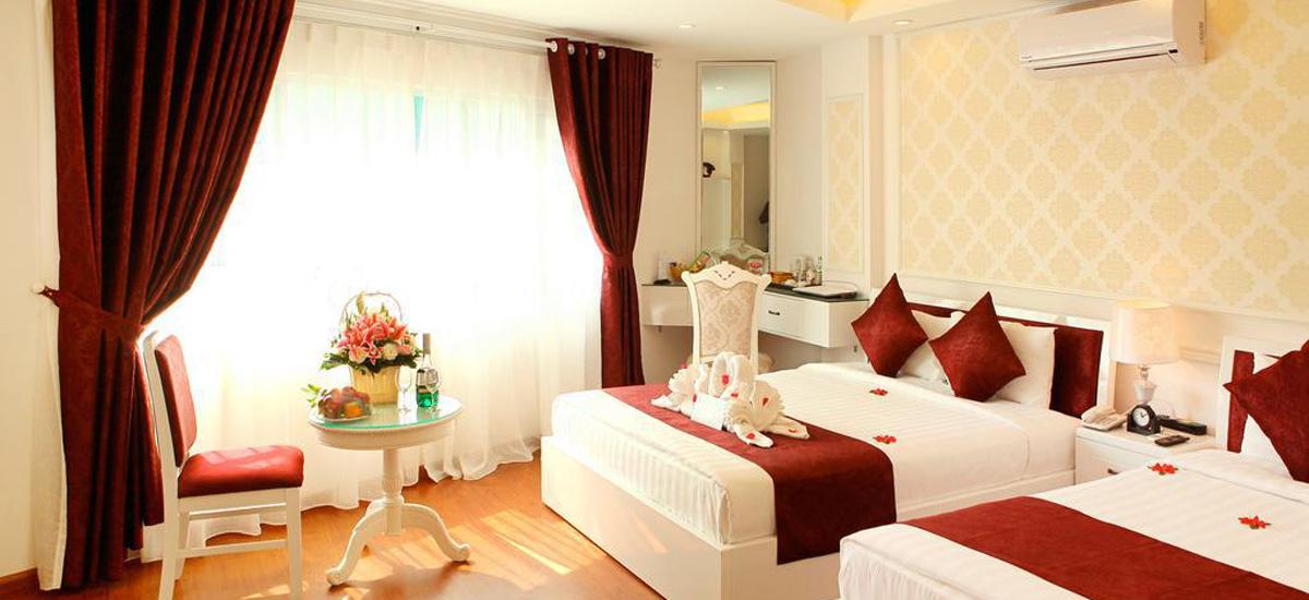 越南平價精選飯店