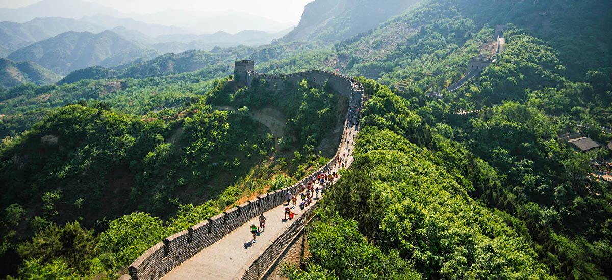 中國長城馬拉松