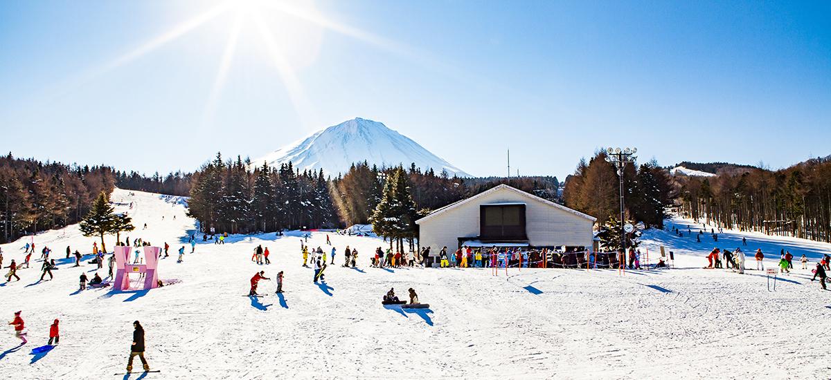 日本滑雪場推薦