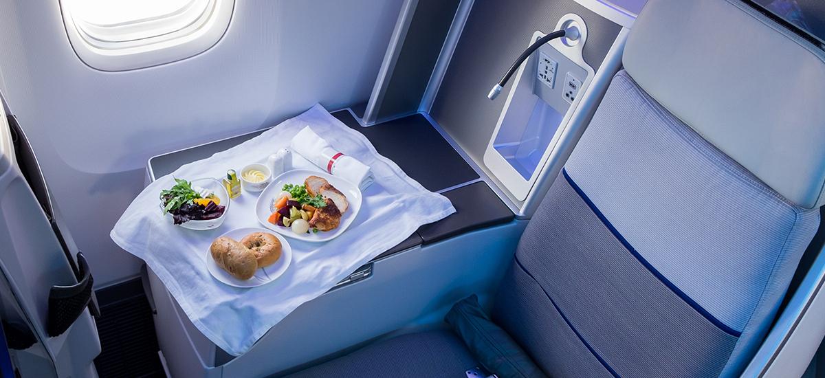 航空公司精選美食