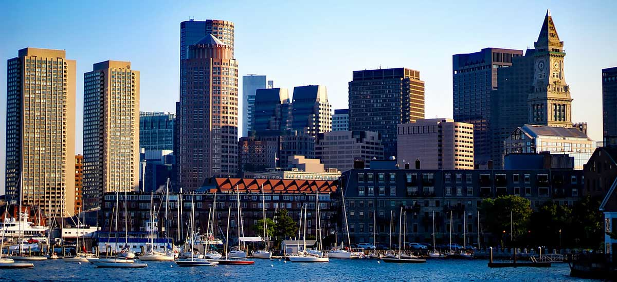 波士頓機票