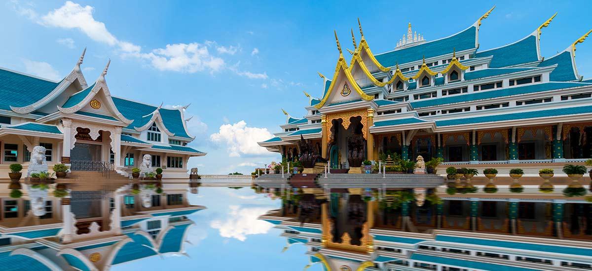 【泰國新秘境】不為人知的私房玩法!烏隆他尼和素叻他尼