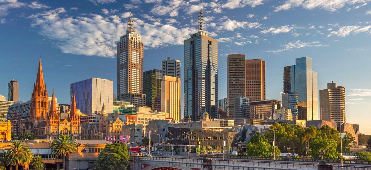 Melbourne flight ticket