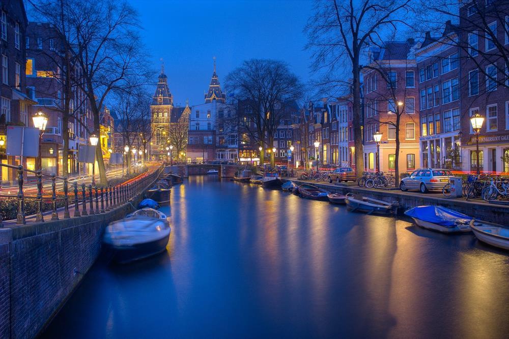 阿姆斯特丹-景點-運河