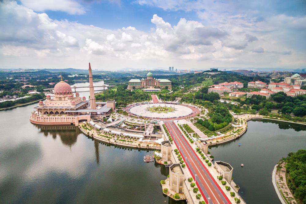 吉隆坡-粉紅清真寺-布拉特回教堂