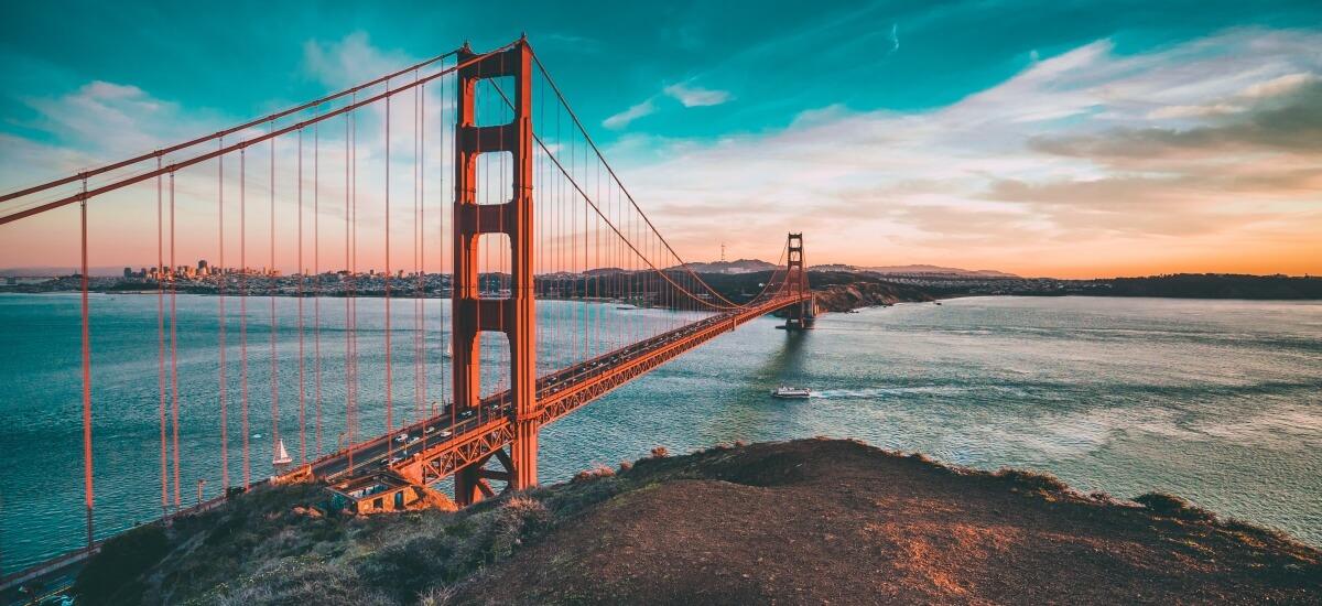 美國-舊金山大橋