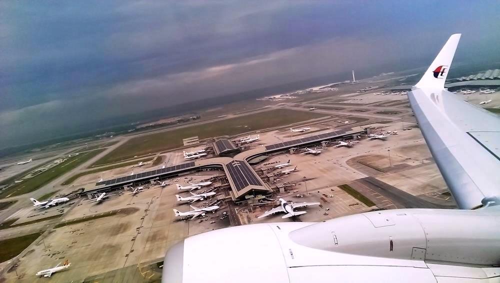 馬來西亞-吉隆坡國際機場