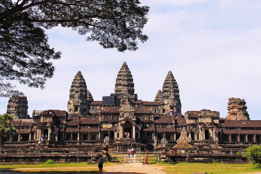 柬埔寨-機票