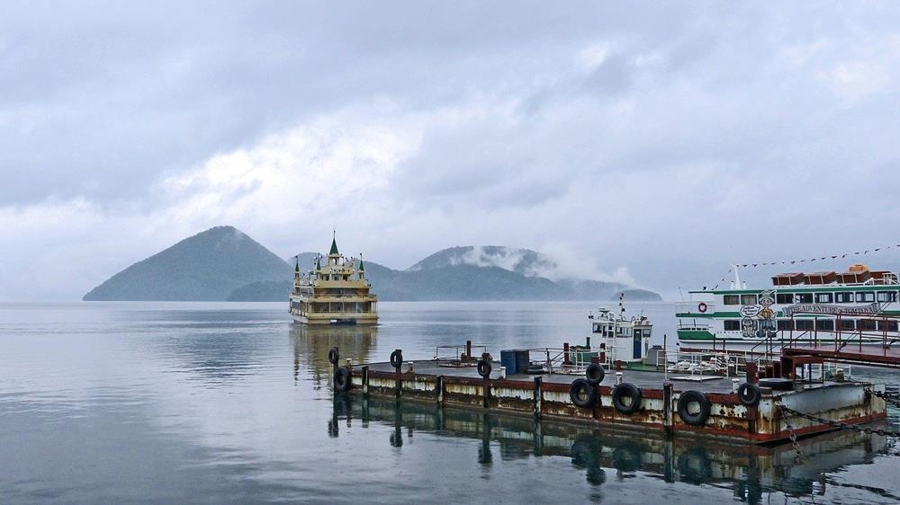 北海道景點-洞爺湖