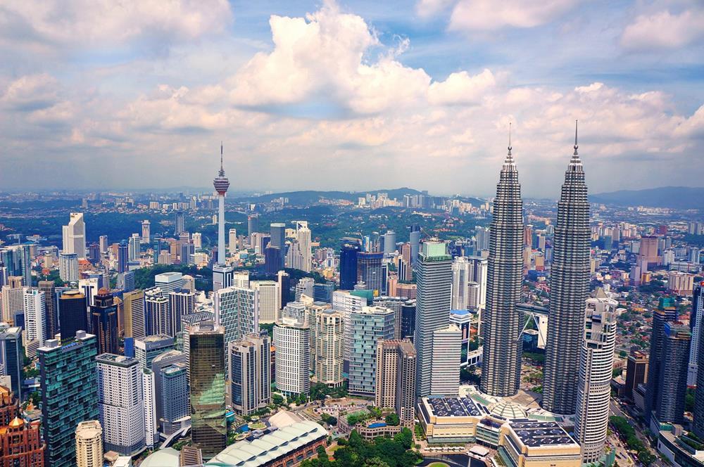 吉隆坡-雙峰塔