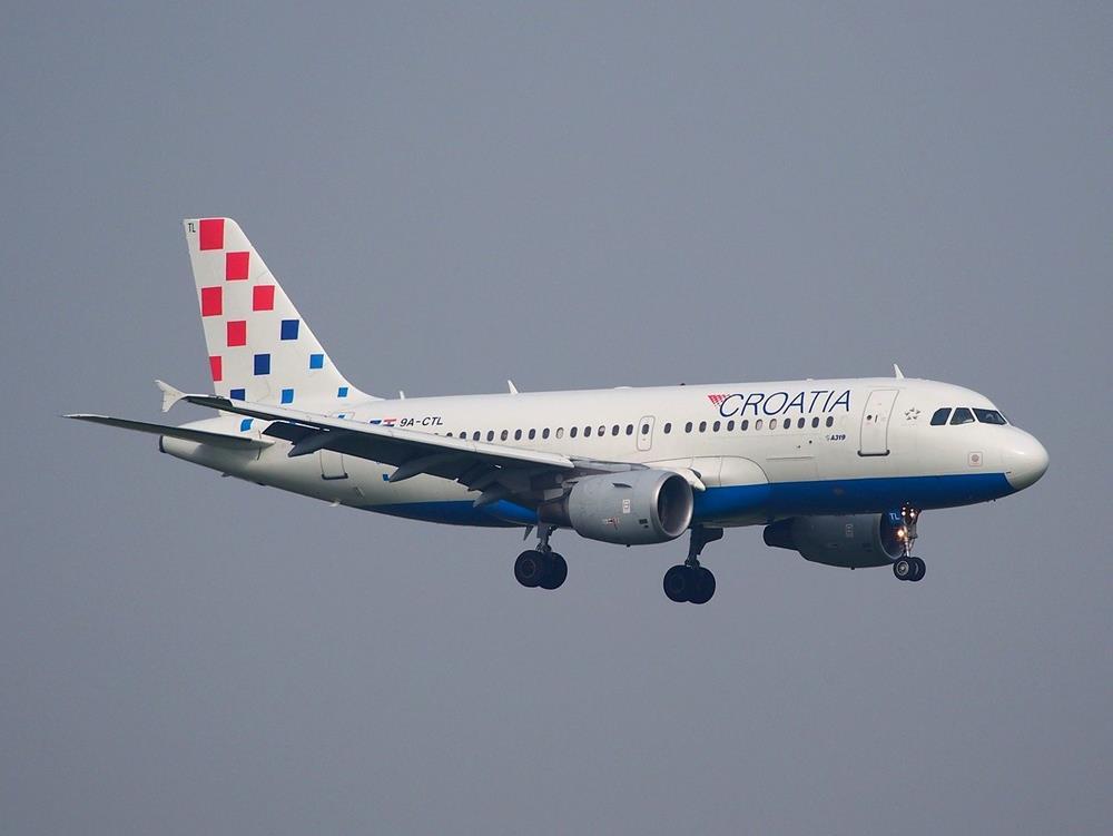 克羅埃西亞機票-克羅埃西亞航空