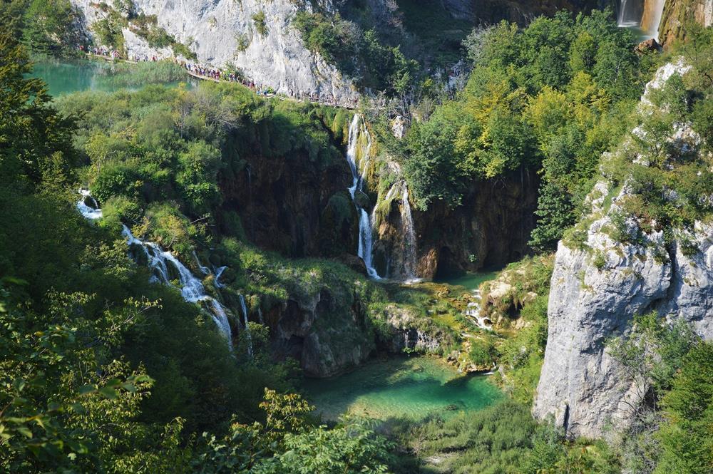 克羅埃西亞-景點-十六湖