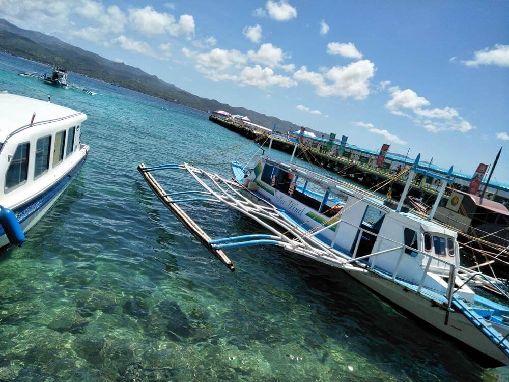 長灘島交通-螃蟹船