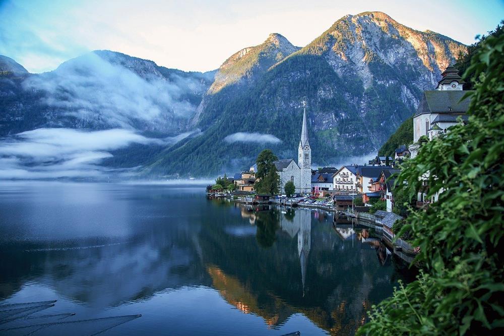 奧地利-景點-哈修塔特