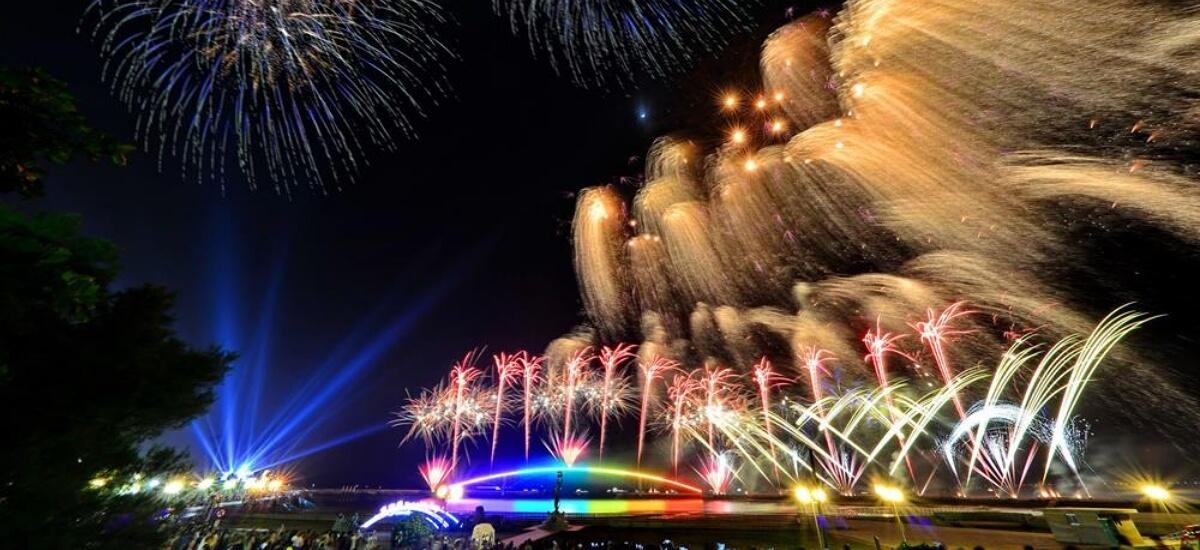 【澎湖機票】2020澎湖花火節延期!澎湖機票何時預訂購買才是先機?!