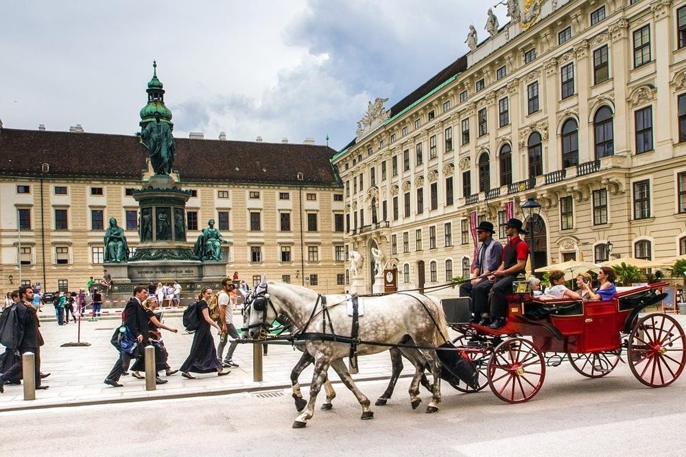 維也納景點-霍夫堡皇宮