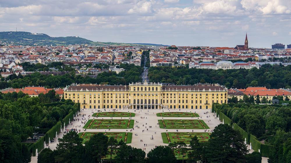 維也納景點-美泉宮