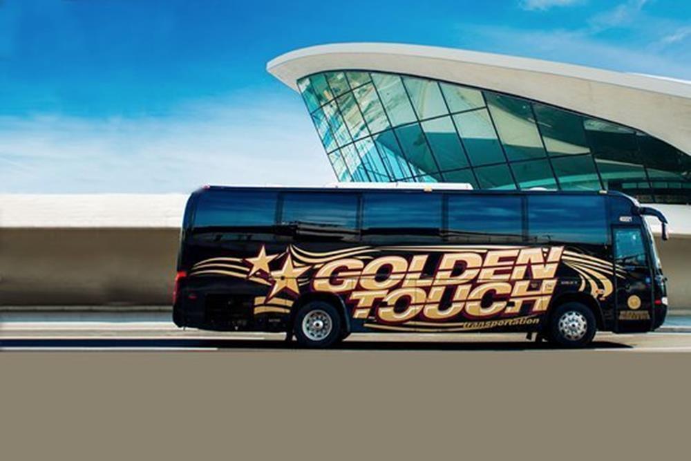 紐約機場交通-機場巴士