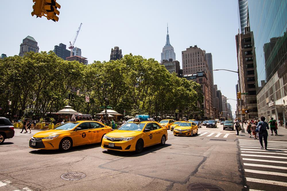 紐約機場交通-計程車