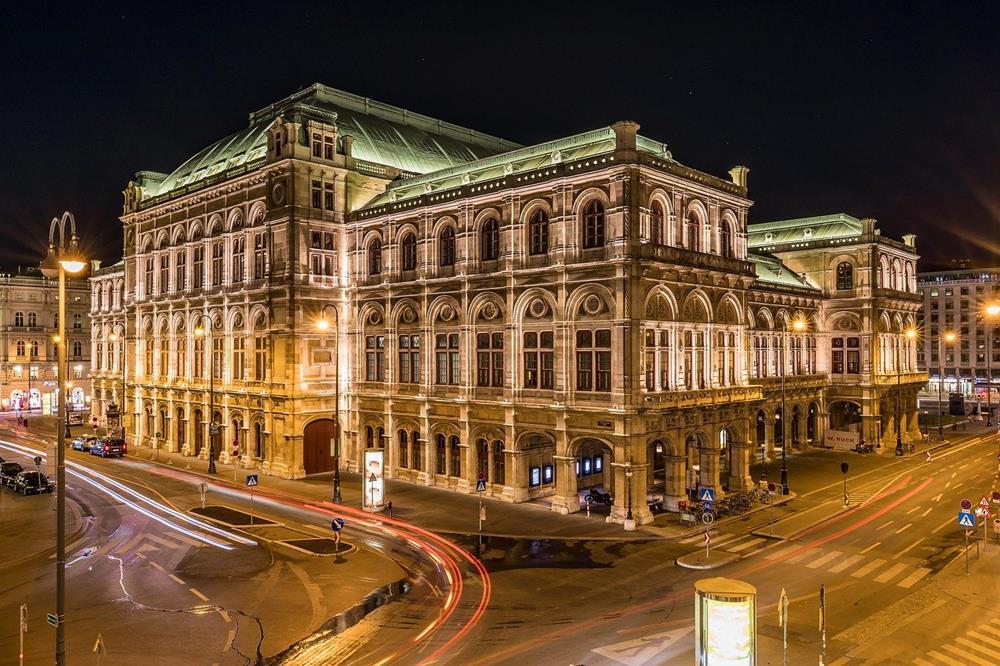 維也納景點-維也納國家歌劇院