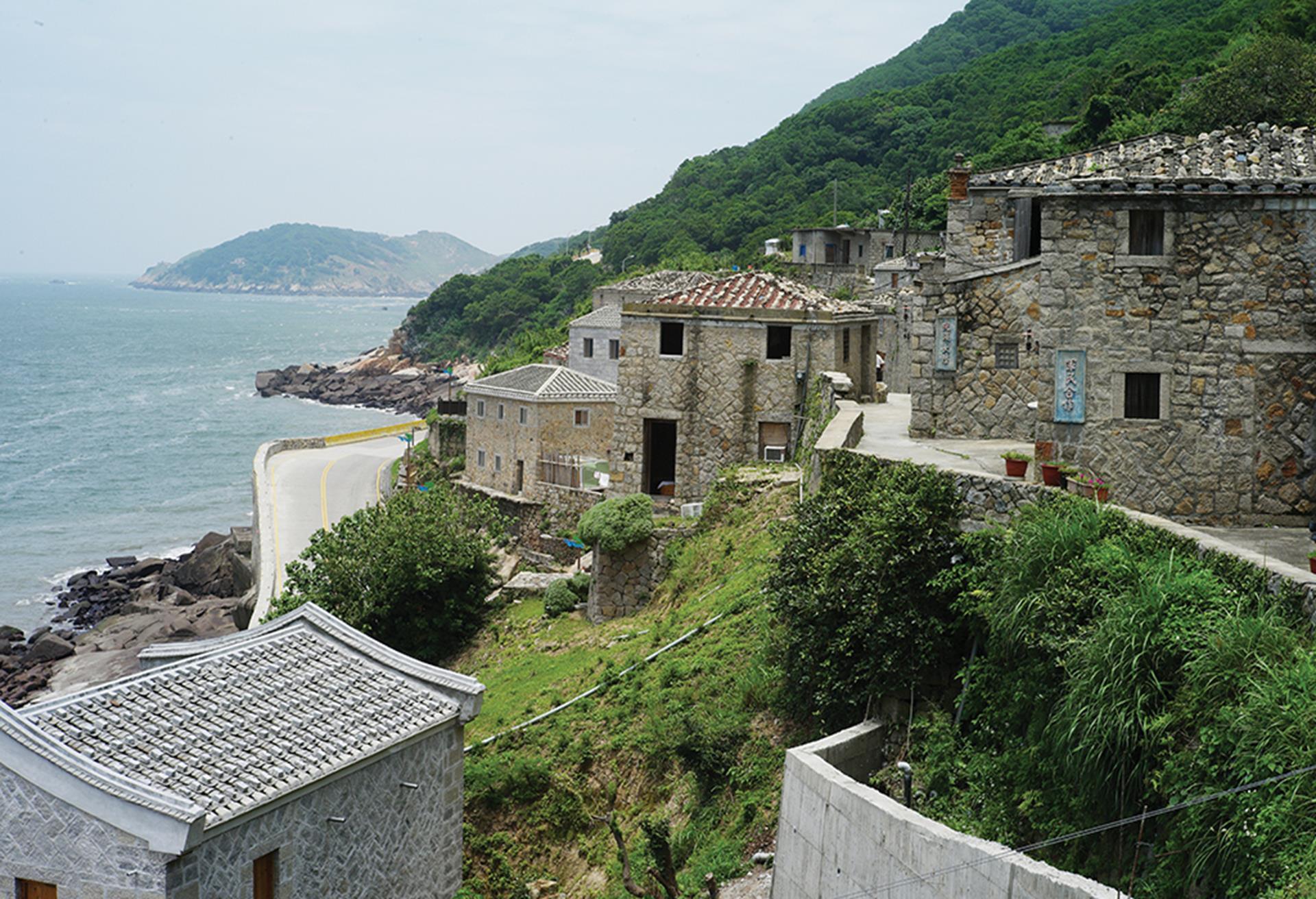 馬祖景點-芹壁聚落