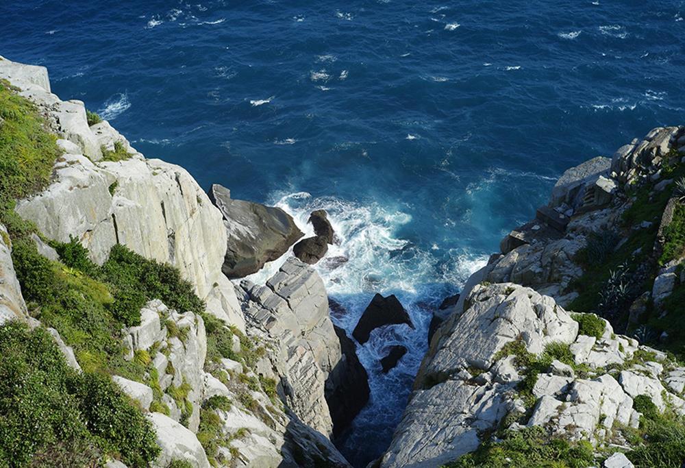 馬祖景點-海蝕崖